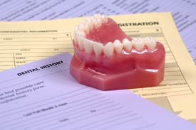 Denture Exams and Maintenance